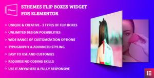 Flip Box Widget For Elementor
