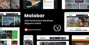 Malabar – High Performance WordPress Magazine Theme