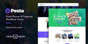 Read more about the article Pesta | Event Planner & Organizer WordPress Theme