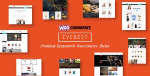 Zoo Everest – Multipurpose WooCommerce Theme
