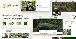 Landmaster – Garden & Landscaping WordPress Theme