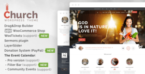 Church  – WordPress